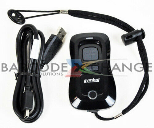 Motorola Symbol CS3070-SR10007WW 1D Bluetooth Barcode Scanner iOS Android WP8