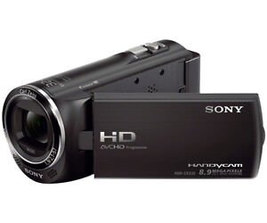 Refurbished Sony Handycam HDR-CX230 Full HD 8GB Flash Camcorder HDRCX230/B
