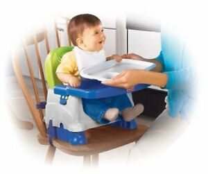 Fisher-Price Healthy Care Booster Seat.