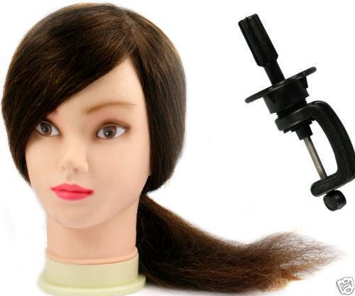 Hairdressing Head 100 Real Hair Ebay