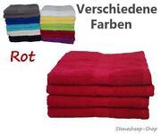 Handtücher Rot