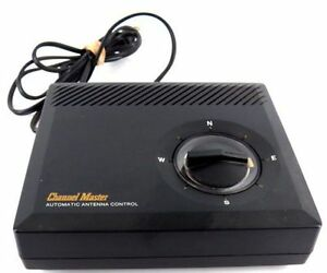 ANTENNA ROTOR CONTROL BOX BY CHANNEL MASTER