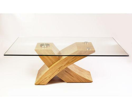 Glass Wooden Coffee Tables: Wooden Glass Coffee Table