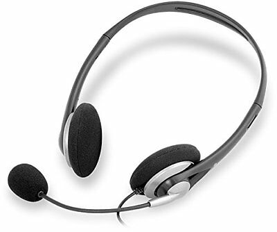 CREATIVE HS-330 Headset Kopfhörer mit Mikrofon für Skype Voice IP MSN 7-8-3-9779