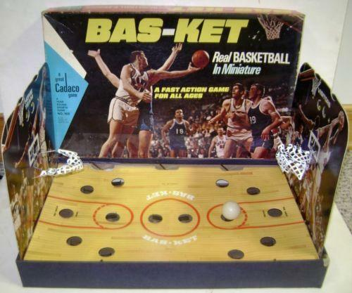 Vintage Basketball Games 56