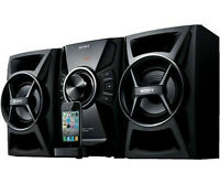 LIKE NEW SONY STEREO SYSTEM