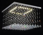 Deckenlampe Kristall