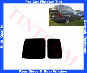 vw caddy window tint ebay. Black Bedroom Furniture Sets. Home Design Ideas