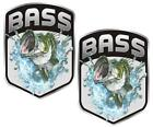 Bass Boat Decals