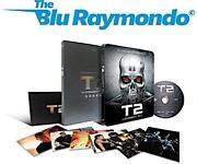 Terminator 2 Blu Ray Steelbook