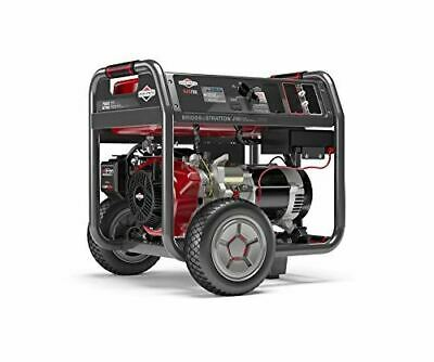 Briggs Stratton Elite7000 7000w Portable Generator With Co Guard And Key Elect