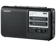 Sony Am FM Portable Radio