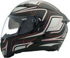 Red Full Face Z1R Motorcycle Helmets