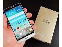 New condition LG G3 - 16GB - Unlocked SIM Free Smartphone