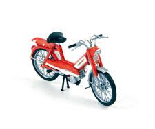 miniature cyclomoteur mobylette Peugeot 103 L 1972 Orange NOREV 182047  1/18eme