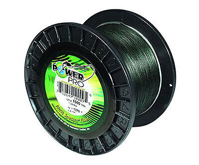 TODAY ONLY!!! Power Pro Spectra Braid Fishing Line 100 lb. 1500 Yds. Green