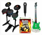 Xbox 360 S Guitar Controllers