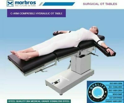 Ot Table Operation Theater Surgical Table C-arm Compatible Ot Table Hydraulic