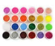 Coloured Acrylic Powder