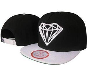 2d9b9cf2d5b Diamond Snapback