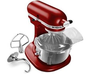 new kitchenaid heavy duty pro 500 stand mixer lift ksm500ps metal 5 qt 6 colors ebay. Black Bedroom Furniture Sets. Home Design Ideas