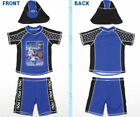 Boy Polyester Swimsuit (Sizes 4 & Up) for Girls