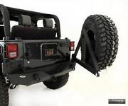 Jeep JK Tire Carrier