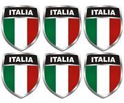 Italian Flag Sticker