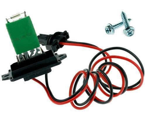 heater blower resistor ebay. Black Bedroom Furniture Sets. Home Design Ideas