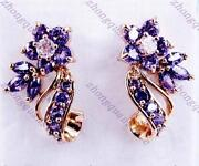 Gold Filled CZ Earrings
