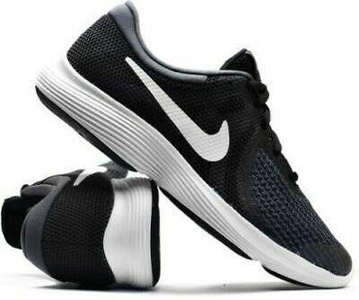 Nike Revolution 4 Womens Running Flex Gym Fitness Trainers Size UK 4