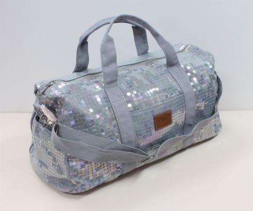66ca4e9c64fd Sequin Duffle Bag