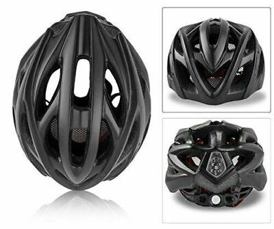 Kinglead Shinmax Bicicleta Casco Y Luz de Seguridad Cecertified Unisex Protegido