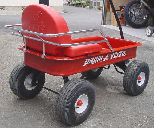 Radio Flyer Go Kart eBay : 3 from www.ebay.com size 500 x 417 jpeg 42kB