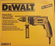 Dewalt Hammer Drill Corded