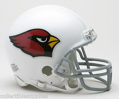 NEW ARIZONA CARDINALS REPLICA MINI NFL FOOTBALL HELMET