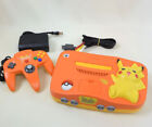 Nintendo 64 NTSC-J (Japan) Yellow Consoles