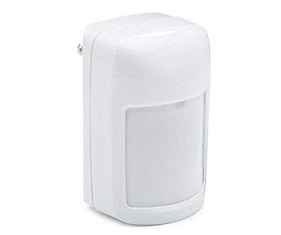 2 Pack Honeywell IS335 Wired PIR Motion Detector, 40' x 56' (Wire Motion Detector)