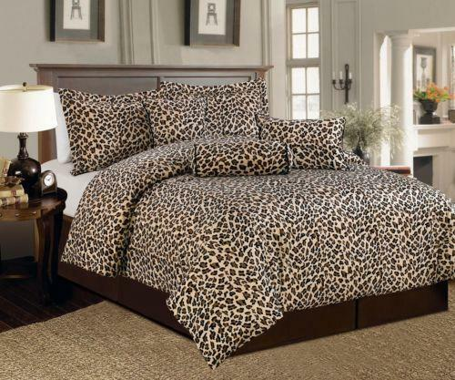 Leopard Print Comforter Ebay
