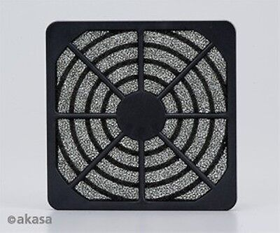 Akasa 80mm Fan Filter Black