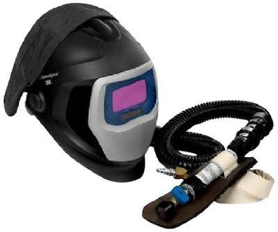 3M Speedglas Fresh-Air III System w/ 9100-Air Helmet, 9100V Filter, 25-5802-10SW