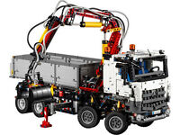 BNIB LEGO Technic Mercedes-Benz Arocs 3245 (42043) - Fantastic Christmas Gift !! £RRP 199