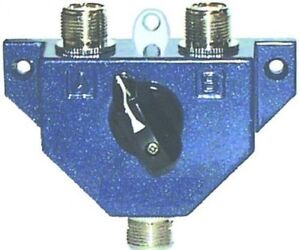 MFJ-1702 2 POSITION COAX SWITCH - USA Seller - Authorized MFJ Dealer!