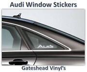 Audi TT Stickers