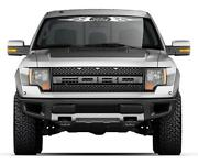 Silverado Windshield Decal EBay - Truck windshield decals