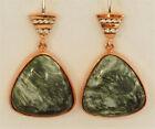 Mine Finds by Jay King Copper Fine Earrings
