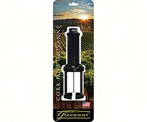 Cork Pops CO2 Propelled Wine Bottle Opener, Giovanni Collection
