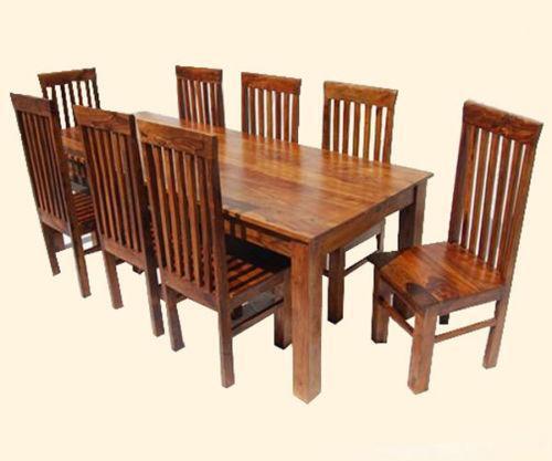 9 PC Dining Table Set EBay