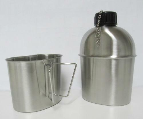Stainless Steel Canteen Ebay