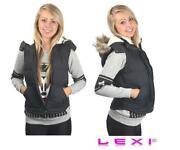 Hooded Fur Vests